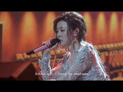 【張靚�巡演-上海站】Jane Zhang《Golden Eye》(DV/字幕 by 小小)