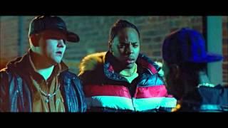 Attack The Block - Idegen Arcok - both Get That Snitch scenes