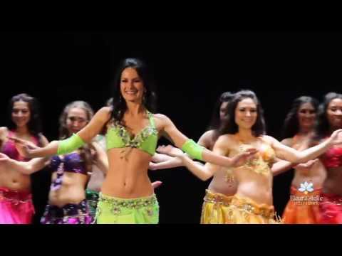 Belly dance with Chenda Melam