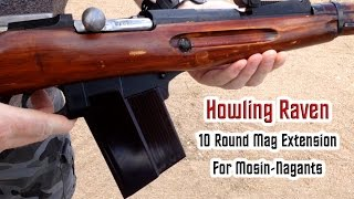 Mosin Nagant 10 Round Magazine Extension - Pre-Order NOW