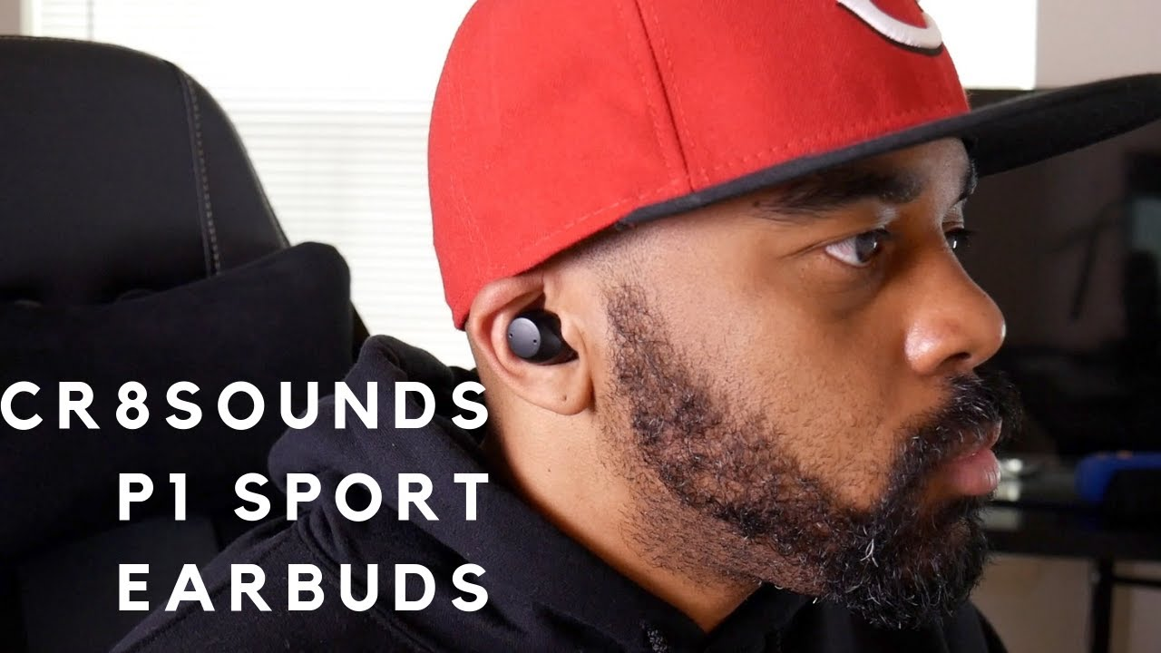 de90bd4692e I'm Liking These! Cre8 Sounds P1 Sport True Wireless Earbuds! - YouTube