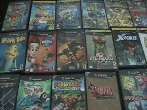 Unscripted Reviews of My Gamecube Game Collection - YouTube