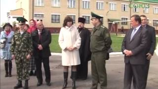 Пограничная застава «Плюсы» Полоцкого погранотряда