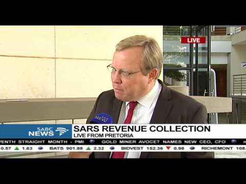 Mark Kingon on SARS Revenue Collection