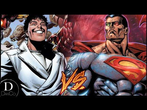 The Beyonder VS Cosmic Armor Superman | BATTLE ARENA
