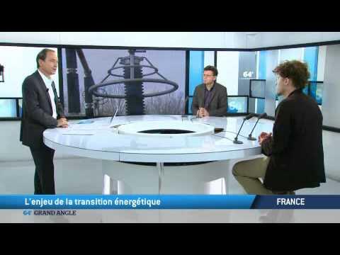 France: L'Enjeu de la transition énergétique