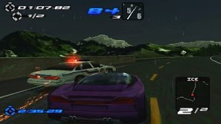 Need for Speed III: Hot Pursuit Game Review (PS1) (1998)
