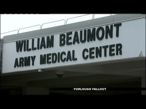 Breaking News! Shooting In El Paso, Texas At Army Medical Center