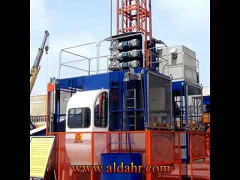 construction material elevator/elevation platforms for construction