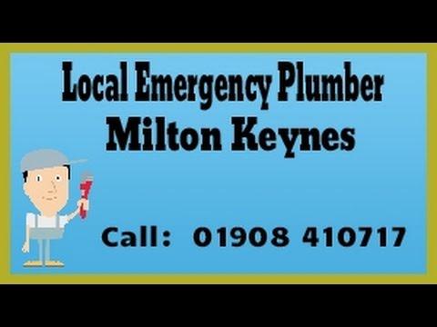 Local Emergency Plumbers in Milton Keynes | 24 Hour Plumbing Service