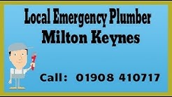 Local Emergency Plumbers in Milton Keynes | 24 Hour Plumbing Service