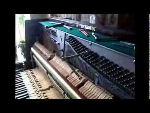 "Пианино ""БЕЛАРУСЬ"". Soviet upright piano ""BELARUS"" Part №1"
