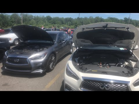 Q50 Redsport Vs Q50 3.0t
