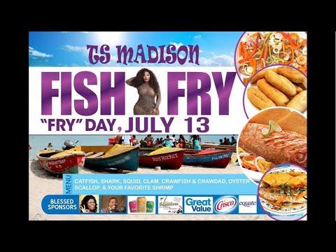 🚨LIVE🚨 Hell Fish Fry Sponsored by Brian Carn Kim Burrell & Paula White