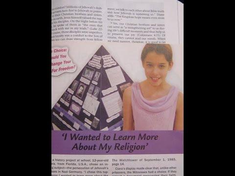 Jehovah's Witnesses: Purple Pyramid Prisoners