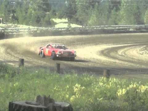 Eagle Track Raceway Andy Miller Time In Aug 3rd 2013