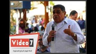 المستشار عبد المجيد محمود يعلن دعمه لقائمة محمود طاهر فى انتخابات الأهلى