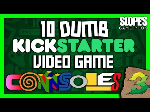 10 DUMB Kickstarter Video Game Consoles 3 - SGR