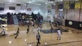 Noah Carter Class of 2020 GHS Jv Basketball Highlights