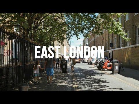 Évènements Eurostar - Balade dans l'est de Londres