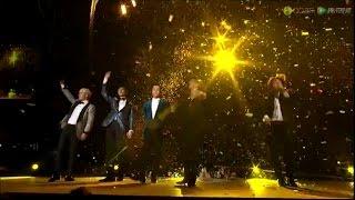 160323 bigbang performance on qq music awards part 1