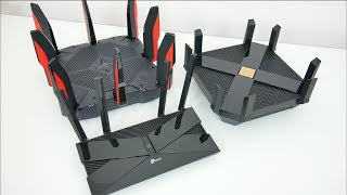 The Best Wi-Fi 6 Routers for 2020! (Up to 11 Gbps!) TP-Link AX3000 vs. AX6000 vs. AX11000