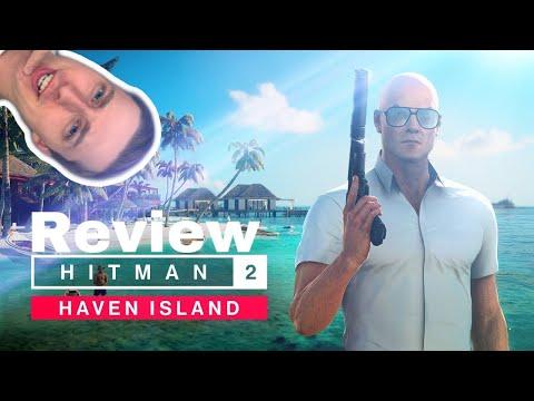 Hitman 2 Dlc Haven Island Review Youtube