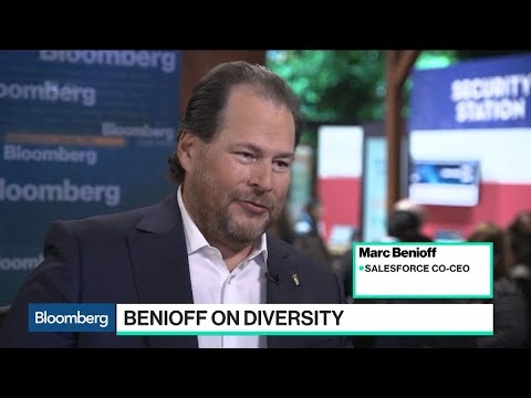 Marc Benioff Says Facebook Is the New Cigarettes