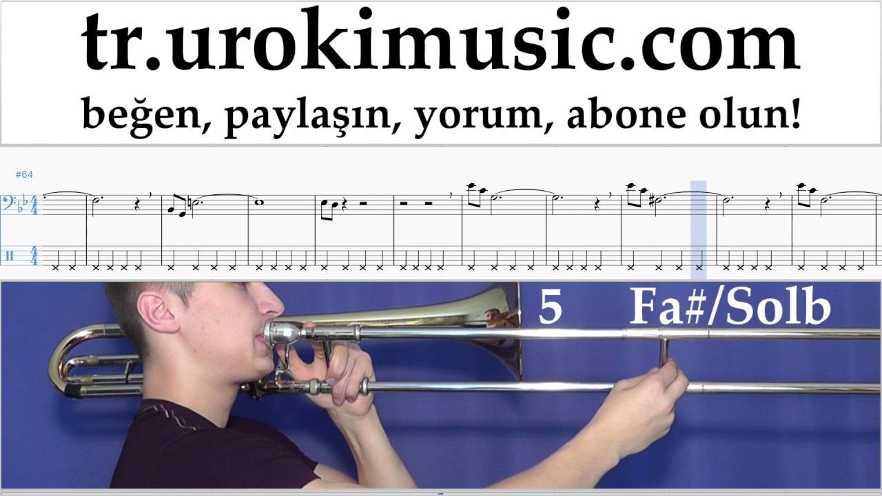 How to Play the Trombone