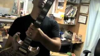 Schroeder Guitars -- Lance's Faded Purple Mist Shorty
