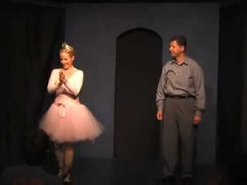 Ballet Partner Breaks Ankle and Audience Member finishes show