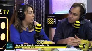 "Bates Motel  After Show Season 1 Episode 3 ""What's Wrong With Norman"" 