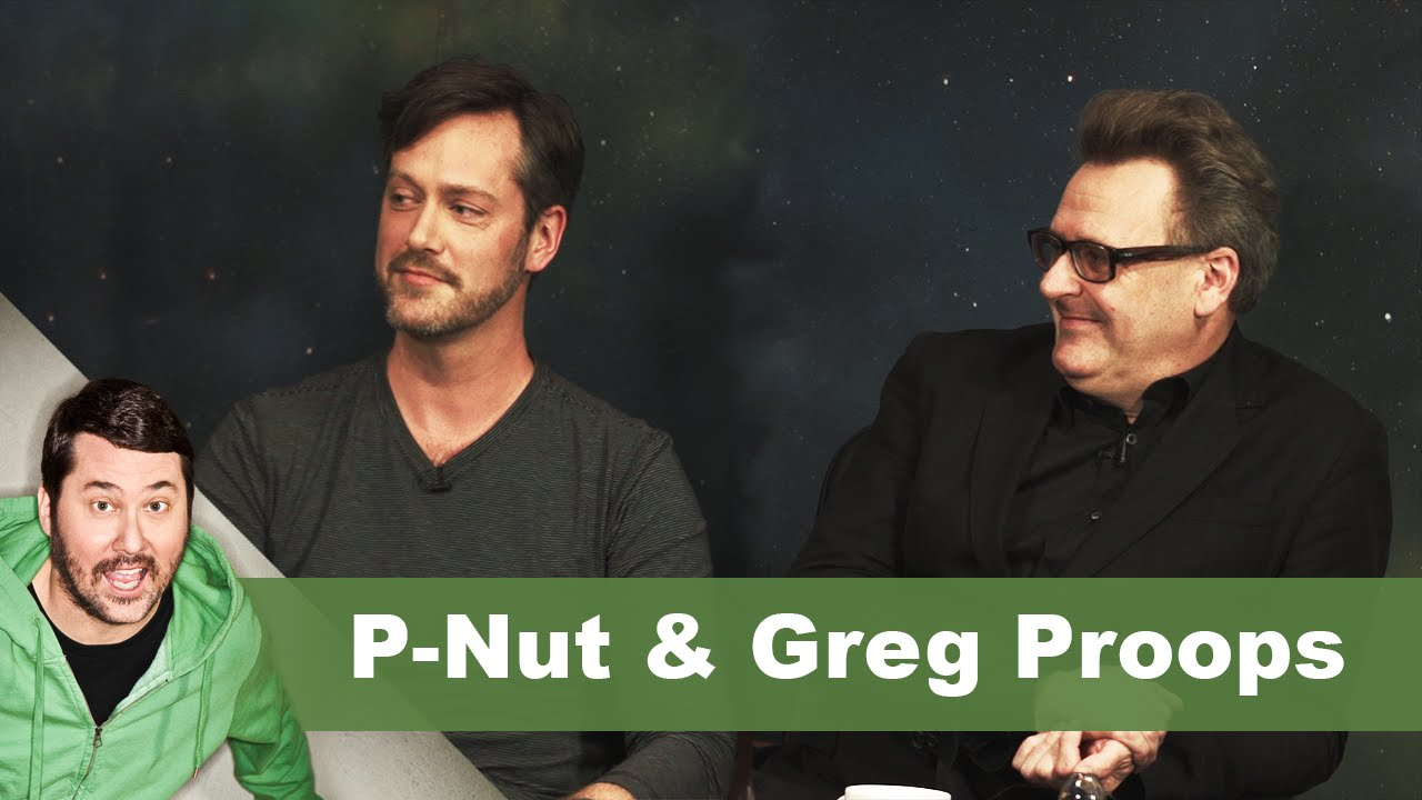 Greg Proops & P-Nut | Getting Doug with High