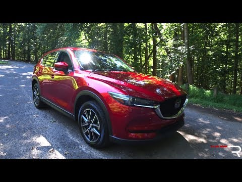 2017 Mazda CX-5 – Not All Crossovers are Boring!