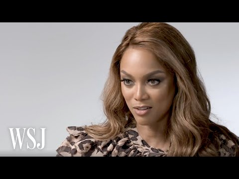 Tyra Banks Discusses Naomi Campbell, 'Modelland', and TV | WSJ