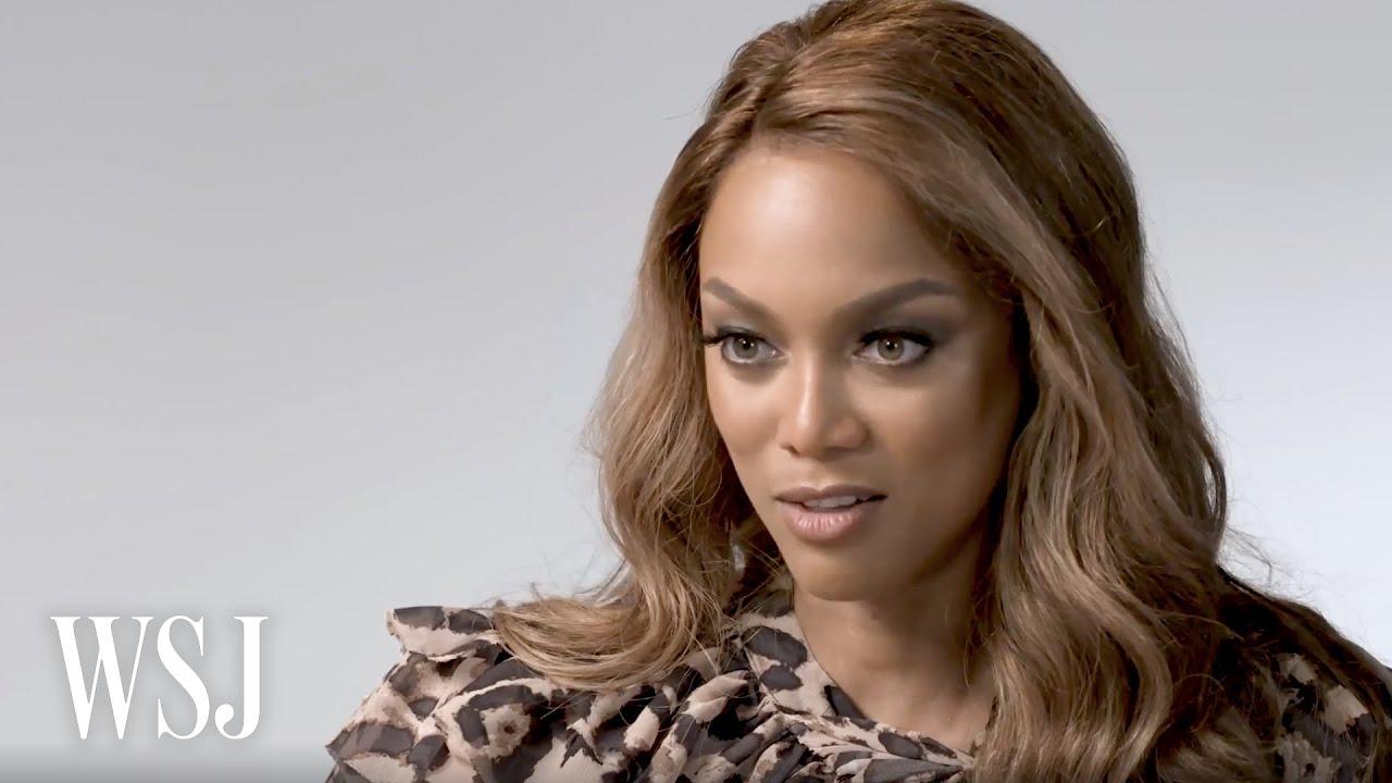 Tyra Banks Discusses Naomi Campbell ...