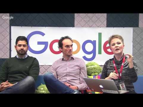 Google Online Marketing Bootcamp (1st online session) — Kick-off Session