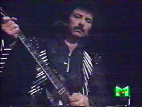 Black Sabbath: Children Of The Sea [en Vivo Italia '92]