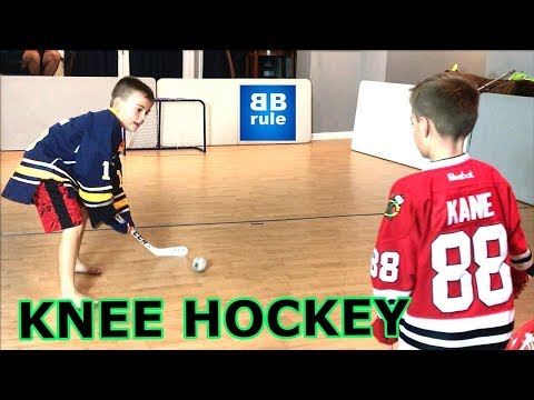 Knee HocKey Patrick Kane Vs JacK Eichel Epic Finish
