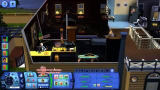 Let's Play Sims3 все возрасты №29 Молодожены