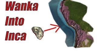 Wanka Into Inca ! EUIV Challenge Run