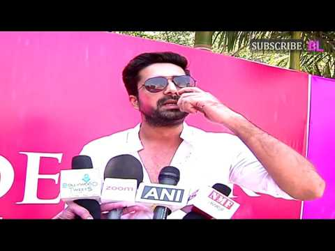 Avinash Sachdev | Box Cricket League Holi Party With Ekta Kapoor