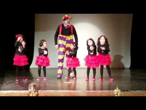 Bum Bum Bole Dance performance by kids