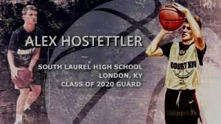 Alex Hostettler - 2020 GUARD - South Laurel HS