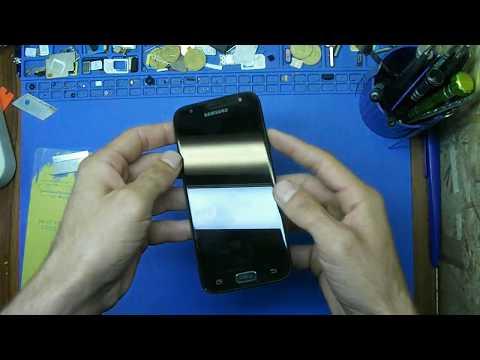 Samsung J330 разборка