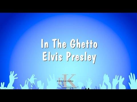 In The Ghetto - Elvis Presley (Karaoke Version)