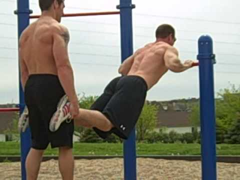 CRAZY Playground Workout For More Strength and Muscle