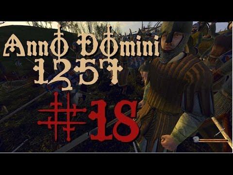 [S1E18] Anno Domini 1257 | Warband Mod | Battle of Bougie Field