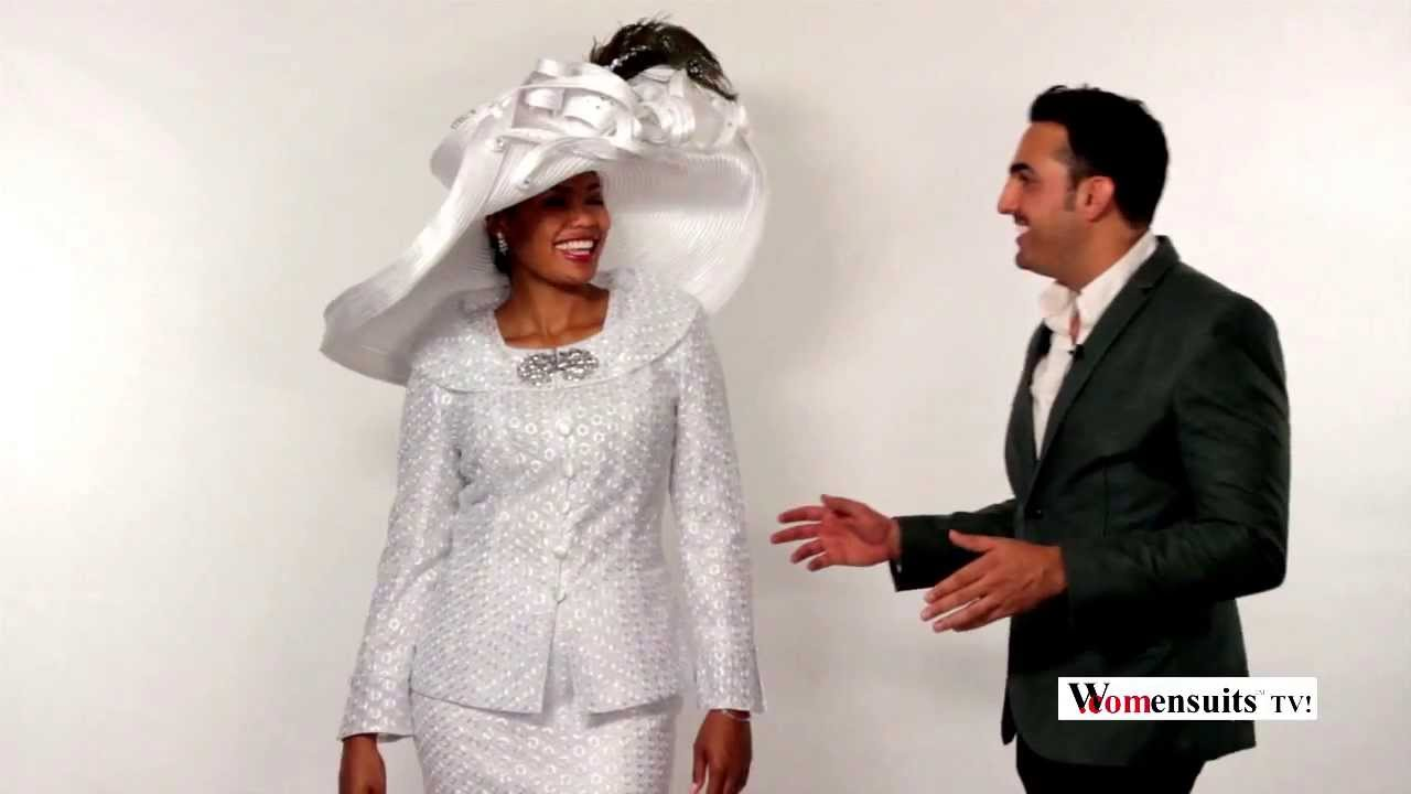 Dave & Megan Review Pretty In Pure White First Lady Church