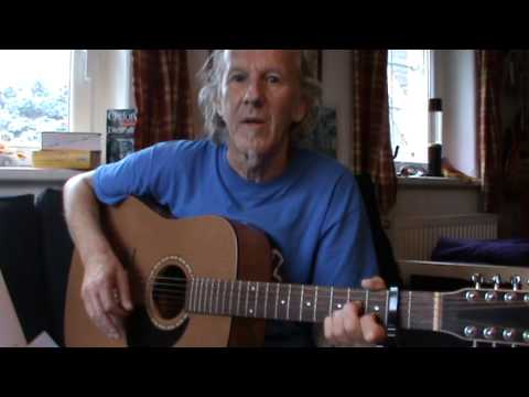 How to play and sing Greensleeves (easy guitar)